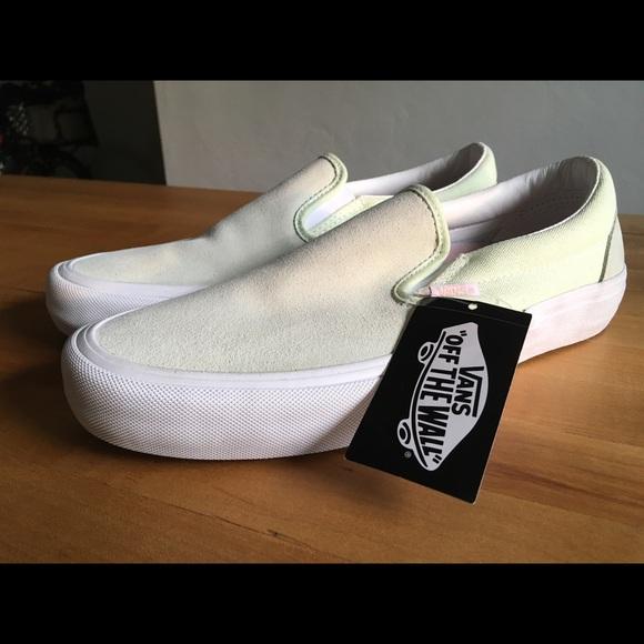 Vans Slip-on Pro Ambrosia, men's size 9